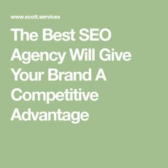 The Best SEO Agency Will Give Your Brand A Competitive Advantage Perfect Image, Perfect Photo, Love Photos, Cool Pictures, Seo Agency, Best Seo, How To Know, Good Things, My Love