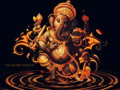 #Ganesha is the #Godofsuccess, #prosperity and #wisdom. Lord Ganesha removes all the troubles and obstacles from the life of devotees and that's why he is also known as #Vighnharta. Ganesha likes #modak, #Durva (Grass), #Laddus, #ErukkuFlowers, #Banana and #Shankh. www.solutionsbyganesha.com