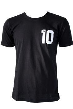 Black DP10 T-shirt