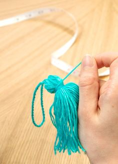 Looking for a new technique to help spice up a finished object? Why not try making a tassel? Tassels are...