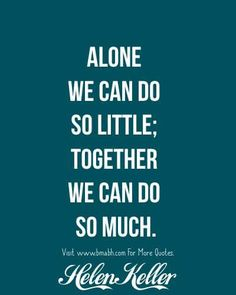 Collaboration Quotes 42 Inspirational Teamwork Quotes  Pinterest  Teamwork Work Quotes