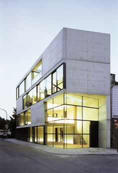 Schilling Architekten-Architectural bureau Schilling at Gereonswall -Cologne