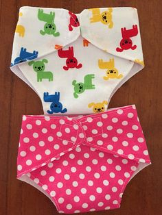 13 Corolle Les Cheries Doll Fits 12 Paola Reina Doll Clothes Panties Bloomers Underwear Lot of 3 pcs Handmade