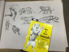 #jackHamm  my goto for animal drawing reference. Getting my study on. #animalDrawing #sketch  #artBooks
