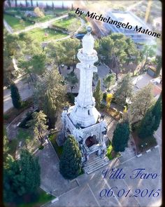 Faro seen from above...