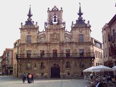 Ayuntamiento de Astorga - Imagen cortesia de Picurriellu