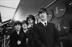 Beatles' Autographed Wall from 'Ed Sullivan Show' Headed to Auction