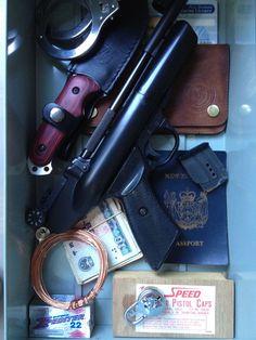 Jason Bourne safe box: