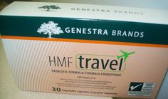 Premium Product Reviews : HMF TRAVEL PROBIOTIC FORMULA