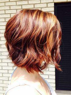 Wavy Short Hair for Women   2013 Short Haircut for Women