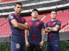 Tercer jersey PUMA de Chivas 2018-19