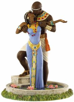 This page features Ebony Visions figurines and statues by Thomas Blackshear, Frank Morrison and John Holyfield. African Figurines, African American Figurines, Black Figurines, African American Culture, African American Artist, African Art, African Dolls, African Design, Thomas Blackshear