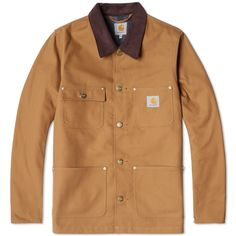 Carhartt Chore Coat (Hamilton Brown)