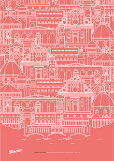 Florence Design Week by rafa san emeterio bombin, via Behance