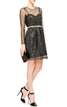Embellished Tulle Dress by Marc Jacobs - Moda Operandi