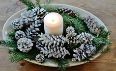 Knick of Time | Evergreen and Antiques Free Christmas Decorating | http://knickoftime.net