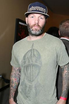 Tattoos fred durst