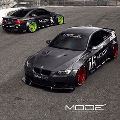 Liberty Walk BMW M3 Duo |  By @modeautoconcepts  0428-367-433  info@armytrix.com.au  Power. Sound. Innovation  @libertywalkkato  #armytrix #airrex #forgewheels #nextlevel #zwingfilms #libertywalk  #modeautoconcepts  Image: @jamesdeank
