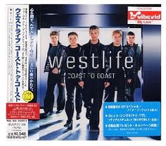 For Sale - Westlife Coast To Coast Japan Promo  CD album (CDLP) - See this and 250,000 other rare & vintage vinyl records, singles, LPs & CDs at http://991.com