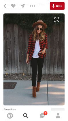Good way to wear flannel
