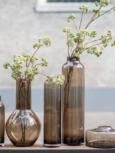 Jaba, Topaz, Glass Vase, Interior Design, Diys, Decor Ideas, Collection, Color, Instagram
