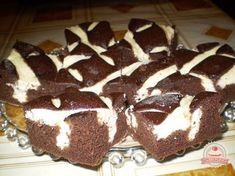 Túrós-rácsos süti Eta módra Desserts, Tailgate Desserts, Deserts, Postres, Dessert, Plated Desserts