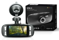 Spy Tec Full HD Capacitor Edition Dashcam (Black) The is widely regarded as the best dashboard camera, in terms of cost versus features, by Best Gift For Husband, Birthday Gifts For Husband, Derby, Wireless Backup Camera System, Rear View Mirror Camera, Dvr Camera, Car Hacks, Gadget Gifts, New Gadgets