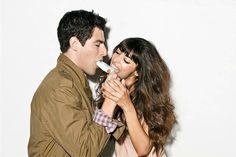 Schmidt and CeCe. Get back together damn it! #NewGirl