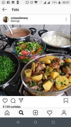 Quick Healthy Meals, Healthy Cooking, Easy Meals, Healthy Eating, Cooking Recipes, Healthy Recipes, Weird Food, Menu, No Cook Meals
