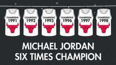 Michael Jordan Motion Graphics Art (Part 2)