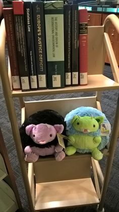 #squishywork2015 We minis have had SOO much fun riding this mini book truck today. We want to be carried like this ALLL the time!