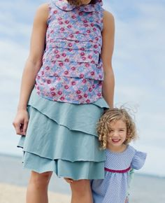 Heart-Soul-Pride, Fall 2012: Rhea Skirt Matilda Jane Women's Clothing