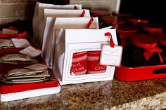 Great winter party favor ideas
