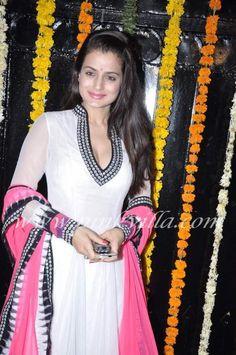 Amisha Patel at Ekta Kapoor's Diwali Bash