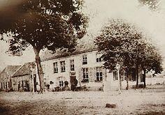 Oirschot, Markt Hotel en Pension Somers (de Zwaan) aan de Markt 1895
