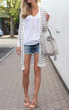 Fantastic Spring And Summer Clothing Inspiration For Women 2018 54