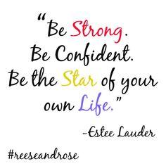 Estee Lauder Quote