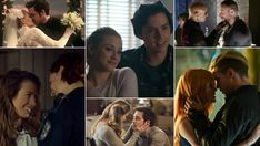 In honor of Valentines Day, here are TVshowpilot's top TV's OTPs.
