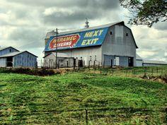 Route 66, Missouri,   Second Glance Photo, Facebook