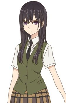 Looking for information on the anime or manga character Mei Aihara? On MyAnimeList you can learn more about their role in the anime and manga industry. Manga Anime, Yuri Anime, Anime Art, Anime Fantasy, Fantasy Girl, Citrus Anime, All Girls School, Deadpool, Super Anime
