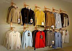 Wall closet idea
