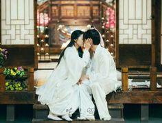 Do You Remember the Actress Who Kissed EXO's Baekhyun? Movie List, I Movie, Live Action, Z Hera, Baekhyun Moon Lovers, Moon Lovers Drama, Jin, Scarlet Heart Ryeo, Lovers Kiss