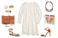 Day to Night Lace Dress   How She'd Wear It with Style and Cheek