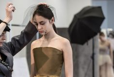 An exclusive look inside the Dior atelier