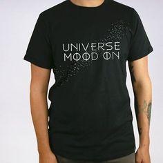 Universe mood Www.stkm.co 20% off #style #stkmcompany #tshirt