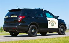 California Highway Patrol Shifting to  Ford Police Interceptor Utility for Patrol vehicles.