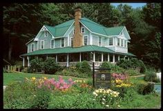 Mast Farm Inn - Valle Crucis, North Carolina. Valle Crucis Bed and Breakfast Inns