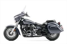 """V Star 1300 Deluxe"" model of the famous motorcycle manufacturer ""Star Motorcycles"" (read Yamaha). This is a new model for 2014 with many improvements. V Star 1300 Deluxe has the engine type of 80-cubic-inch (1304cc) liquid-cooled V-twin; SOHC, 4 val"