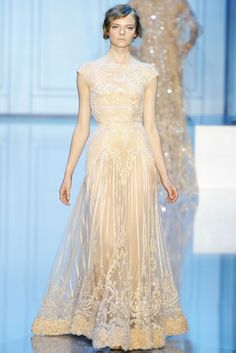 Elie Saab Haute Couture Fall Winter 2011/2012 collection