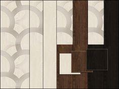 Wall and floor set by Hanagatami at TSR